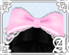 Headdress Bow~ Pink