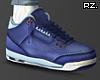 rz. Blue Shoes