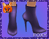 Purple Splendor Boots