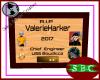 ValerieHarker Plaque