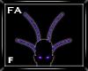 (FA)ParticleHornsF Purp