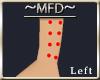 MFD Lf Wrist Piercings