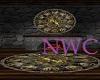 steampunk watch rug