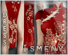 [Is] Chinese Red Dress