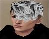 Gothic Grey hair