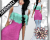 !Drv_D~ Ruffle Gown Fit