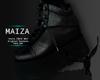 Goth Sneakers Platform .