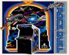 atari space duel poster