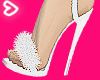 fur heels.