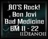 Bon Jovi-Bad Medicine P2