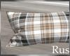 Rus Woodland Pillow REQ