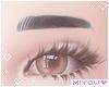 ,M Eyebrows Black