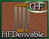 HFD Fishbowl Stand