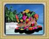 (AL)Beach Float Kisses