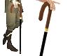 Gentleman's cane M/F