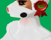 white pvc halfmask