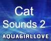 AGL - Cat Sounds 2