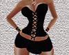 (WDO)Dress,Black,XXL**