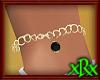 Ankle Bracelet Onyx