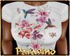 """P9)EMM""""Humming bird  Top"""