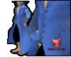 Pirate Coat Blue [M]