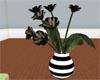 Black n White Vase