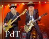PdT ZZ Top Poster