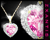 Pink Sapphire Diamond NL