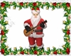 Christmas Band Santa