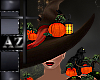 *az*halloween witch hat