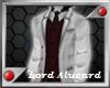 [LA] White Red Tuxedo