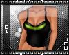 [c] Nikki Top Green