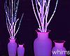 Neon Pink! Glow Vase