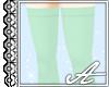 Alice Socks~Mint