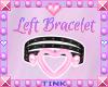 [L] Bracelet | Pink