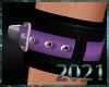 💀| Kita ArmBand-Lilac
