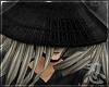 忍 Ronin Hat Black