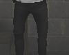 Skinny Emo Jeans Black