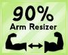 Arm Scaler 90%