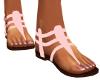 Summer Beach Pink Sandal