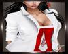 (T) Xmas White Jacket