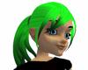 Light Green Bad Girl