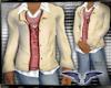jacket Spring Red
