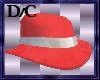 D/C Red Dress Up Hat