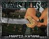Mantis Katana M/F