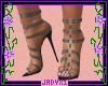 Strappy Sandals - grey