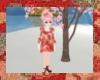 kawaii pinkdress @pink@