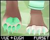 V e Civet Feet
