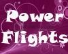 Power Flights Taijutsu