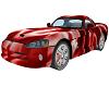 Dodge Viper Red